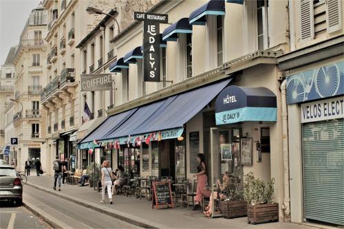 Hôtel Le Daly's photo 25
