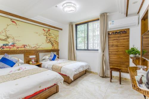 Ciudadanos de China continental - Suite de 2 dormitorios (Mainland Chinese Citizens - Two-Bedroom Suite)