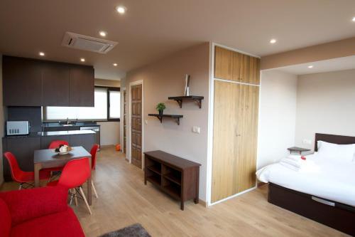 . Apartamento El Claustre