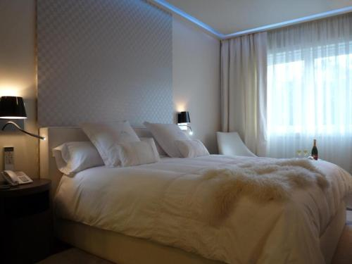 Double or Twin Room with Spa Access Gran Hotel Nagari Boutique & Spa 28