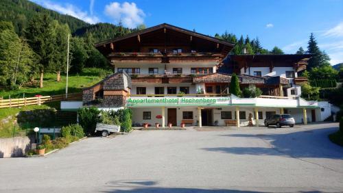 Appartementhotel Hechenberg Hinterglemm