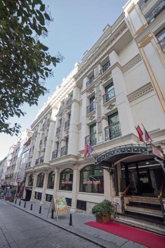 Istanbul The Meretto Hotel Istanbul Old City online rezervasyon