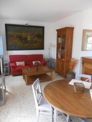 Apartamento de 1 dormitorio (2 adultos) Hotel Villa Maltés 19