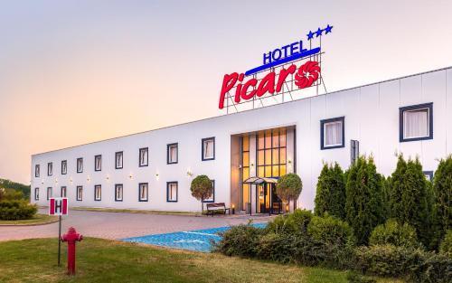 Hotel-overnachting met je hond in Hotel Picaro Żarska Wieś Północ A4 kierunek Niemcy - Zgorzelec