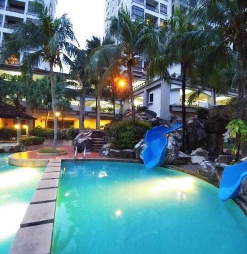 DGH Studio Apartment, Kota Melaka