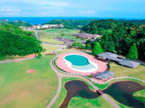 勝浦藍莓山度假酒店 image