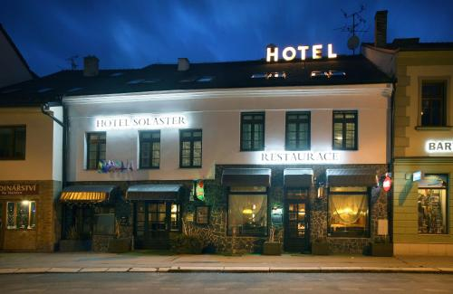 . Hotel Solaster