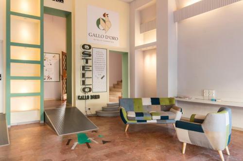 Hotel Hostel Gallo D'oro