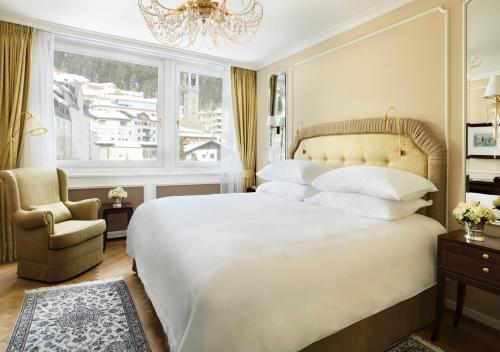 Via Serlas 27, 7500 St. Moritz, Switzerland.