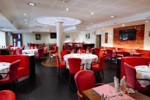 . Motel Restaurant l'Enclos