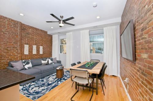 Boho-chic Three Bedroom Apartment Minutes To Nyc - Hoboken, NJ 07030