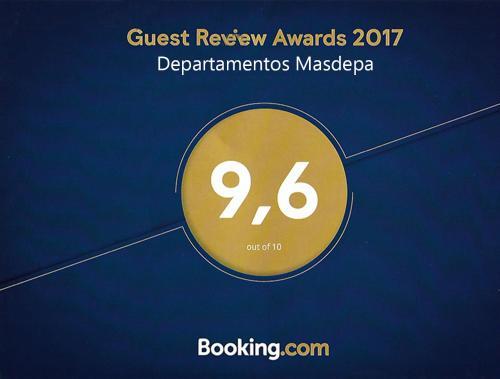 HotelDepartamentos Masdepa
