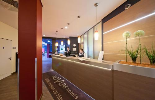 Novum Hotel Belmondo Hamburg Hbf photo 5