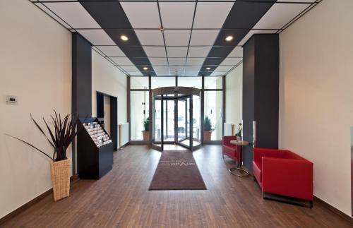 Novum Hotel Belmondo Hamburg Hbf photo 6