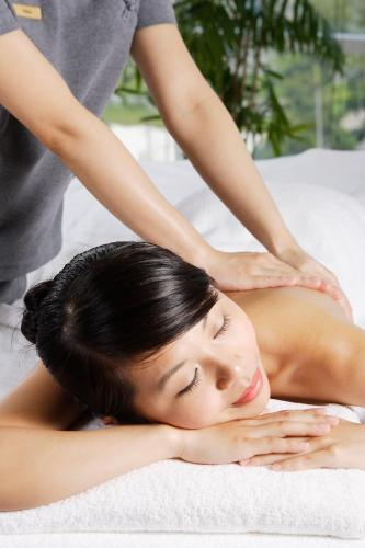 套房-可享 1 人 SPA 課程 (Suite with Spa Treatment for 1 Person)