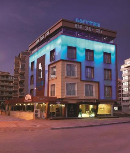 Izmir Blue City Hotel indirim kuponu