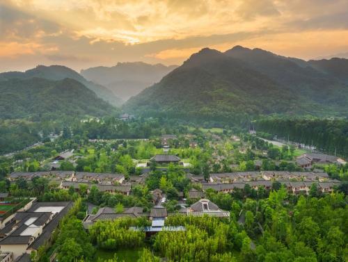 . Six Senses Qing Cheng Mountain