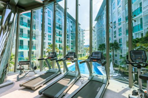 Amazing two-bedroom apartment in downtown Pattaya! Amazing two-bedroom apartment in downtown Pattaya!