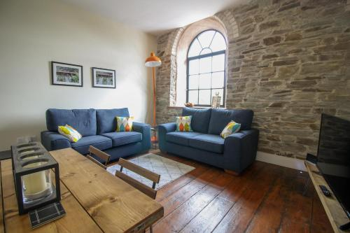 The Old Carriage Works, Lostwithiel, Cornwall