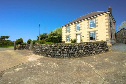Roskorwell Manor House, St Keverne, Cornwall