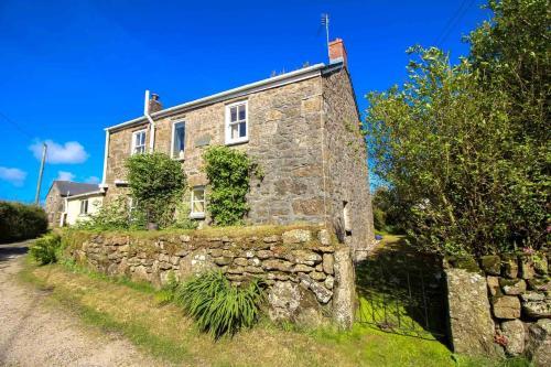 Glebe Farmhouse, St Just, Cornwall