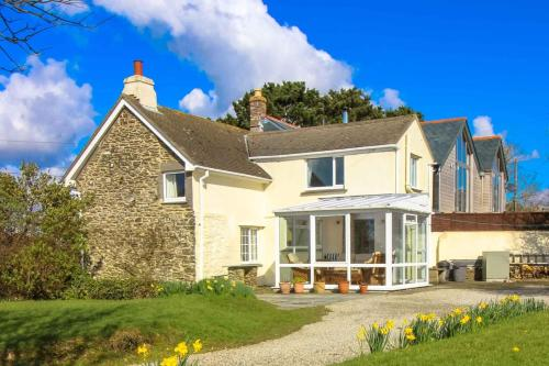 Quince Cottage, Pendower, Ruan High Lanes, Cornwall