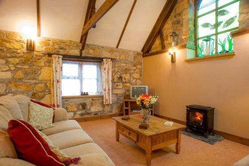 Glenleigh Cottage, St Ewe, Cornwall
