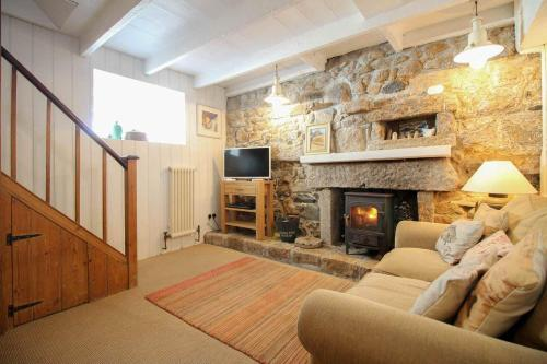 St Eia Cottage, St Ives, Cornwall