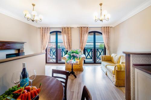 . Apartamenty Portowe