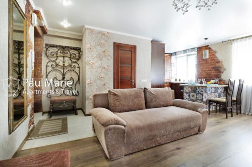 . PaulMarie Apartments on Lenina Street