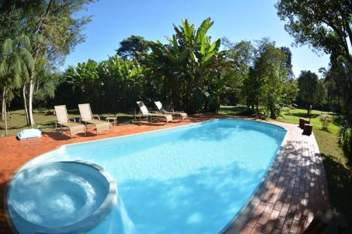 Iguassu Eco Hostel – IguassuEcoHostel – Eco Suítes (Photo from Booking.com)