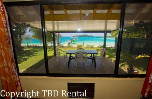 2 Bedroom Beachfront in Bora Bora!,
