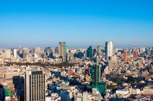 Cerulean Tower Tokyu Hotel photo 93