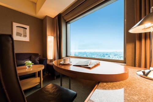 Cerulean Tower Tokyu Hotel photo 116