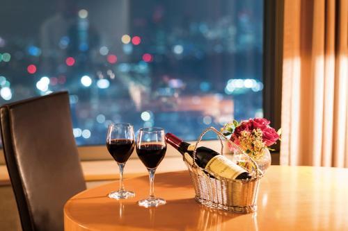 Cerulean Tower Tokyu Hotel photo 120