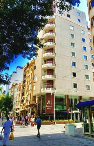 Istanbul SV Bussiness Hotel Taksim phone number