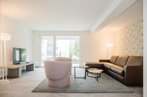 Apartment JungfrauCenter Bällenhöchst - GriwaRent AG - Hotel - Interlaken