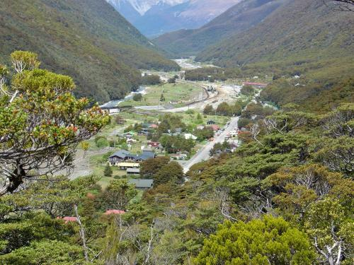 Accommodation in Arthur's Pass