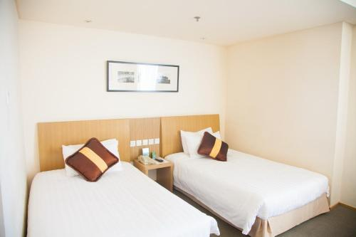Traveler Inn Hua Qiao Beijing photo 2