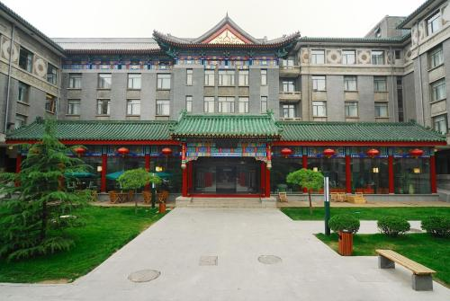 Traveler Inn Hua Qiao Beijing photo 5