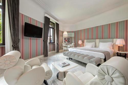 Grand Hotel Palace Rome photo 43