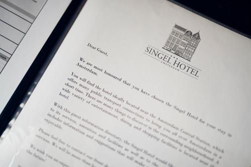 Singel Hotel Amsterdam photo 31