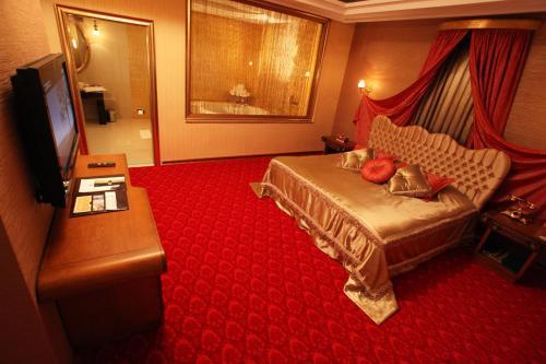 Güngör Ottoman Palace Thermal Spa & Congress rum bilder