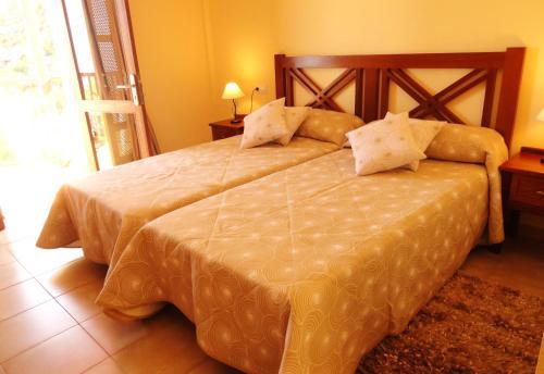 Hotel Rural Imada 房间的照片