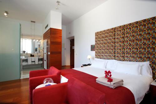 Superior Twin Room with Terrace Sa Cabana Hotel & Spa - Adults Only 7