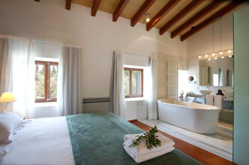Junior Suite with Terrace Sa Cabana Hotel & Spa - Adults Only 11