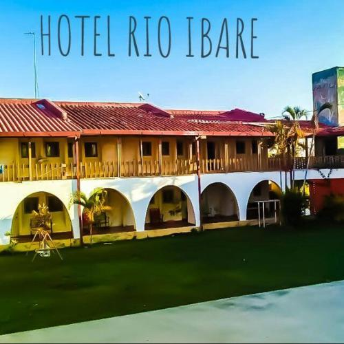 . Hotel Río Ibare
