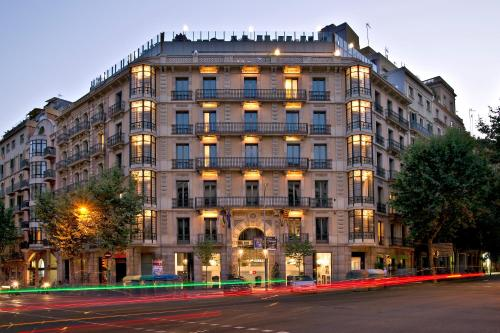 Axel Hotel Barcelona & Urban Spa- Adults Only impression