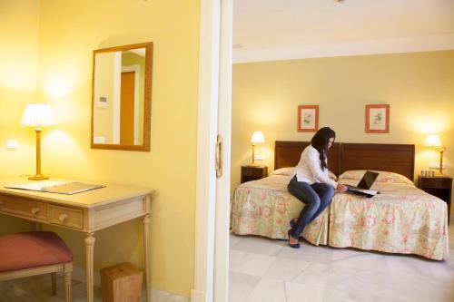 Junior Suite Villa Jerez 5