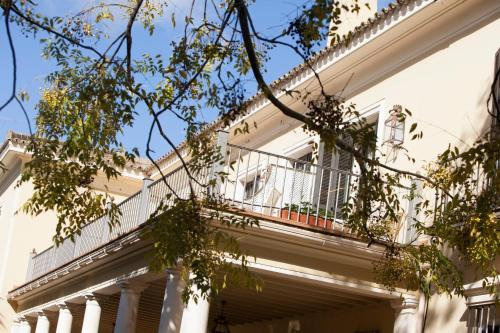 Suite Junior con vistas al jardín  Villa Jerez 16